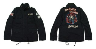 Wacko Maria Guilty Parties M-65 Jacket