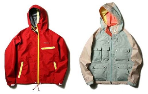 White Mountaineering 2009 Spring/Summer January Releases