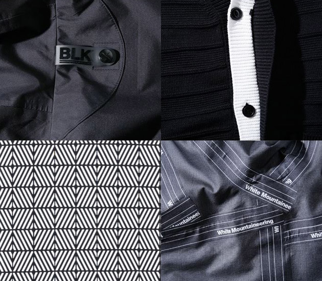 White Mountaineering BLK 2009 Spring/Summer Collection