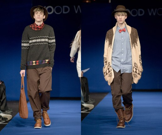 Wood Wood 2009 Fall/Winter Lookbook