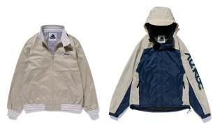 XLarge Jackets 2009 Spring - Nylon Windbreaker & Swing-Top Jacket