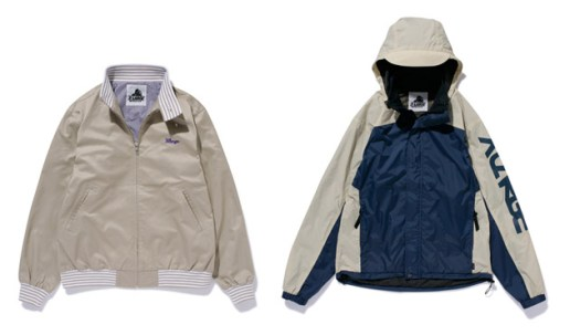 XLarge Jackets 2009 Spring - Nylon Windbreaker & Swing-Top Jacket
