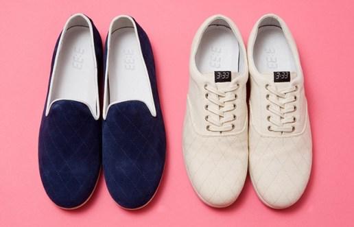 3:33 2009 Spring/Summer Footwear