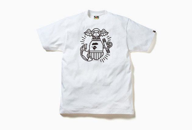 A Bathing Ape 2009 February T-Shirt Releases