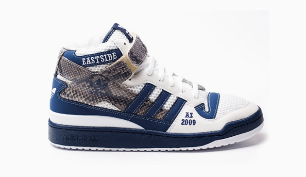 adidas Forum Mid NBA All-Star East Edition
