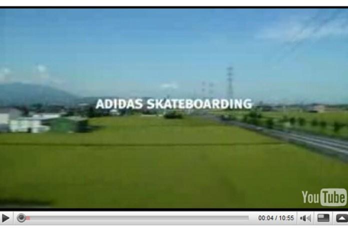 adidas Skateboarding Osaka Japan Video