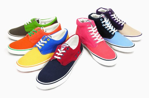 Admiral 2009 Spring/Summer Footwear Collection