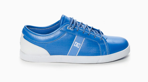 agnes b. x DC Shoes Double Label Project - A Closer Look