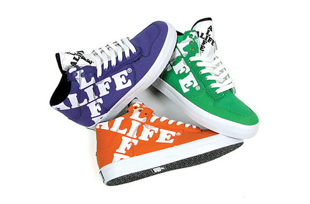 ALIFE 2009 Spring Everybody Mid & Chaser Sneakers