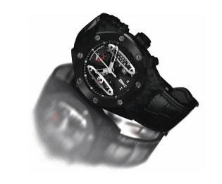 Audemars Piguet Carbon Royal Oaks Tourbillon Chronograph Watch