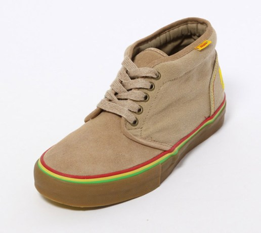 Bad Brains Vans Chukka
