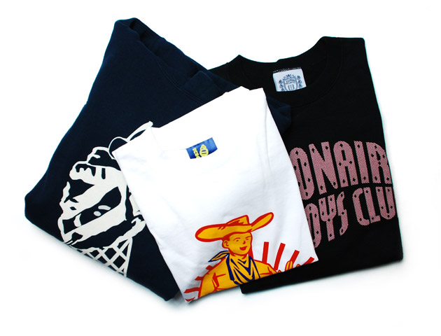 BBC | Ice Cream 2009 Spring/Summer Collection February Releases
