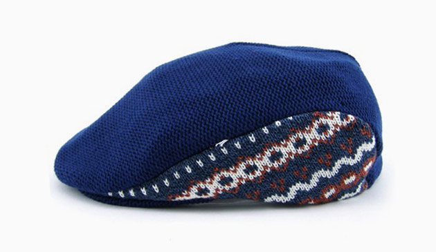 Beauty & Youth x RMP Fairisle Hunting Cap