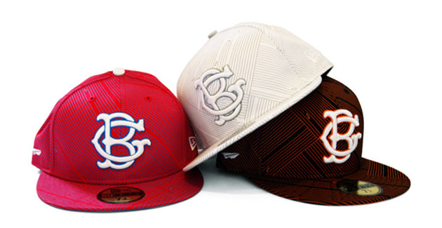 Benny Gold 2009 Spring/Summer New Era Fitteds