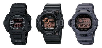 "Casio G-Shock ""Men in Rusty Black"" Pack"