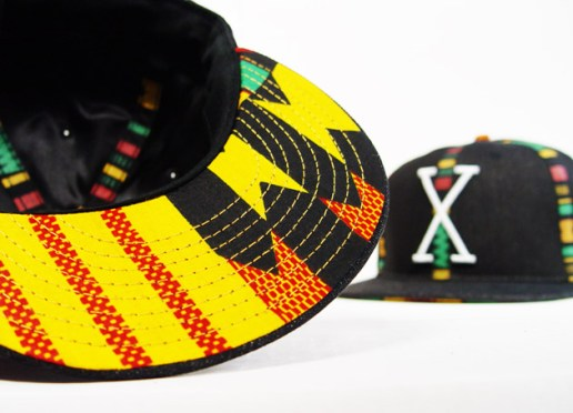 "Chace Infinite x Kevin Sanchez x ELMCOMPANY ""Fight the Power"" Fitted Cap"