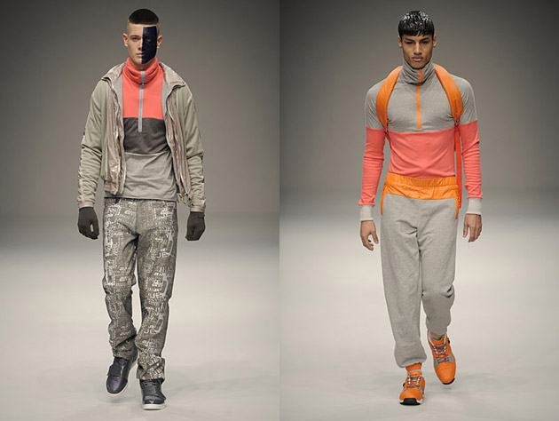 Christopher Shannon 2009 Fall Collection