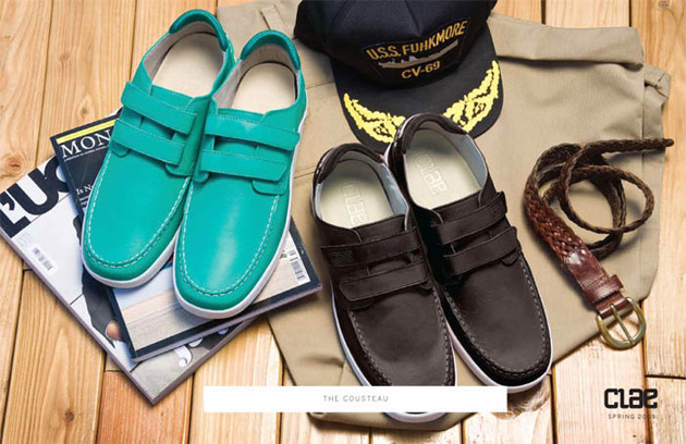 CLAE 2009 Spring Footwear Collection