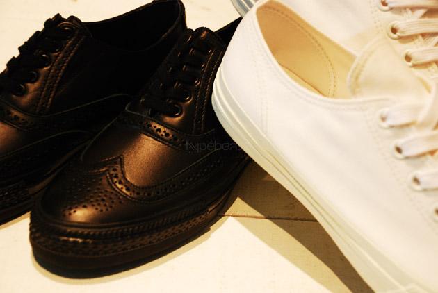 COMME des GARCONS HOMME 2009 Spring/Summer Footwear