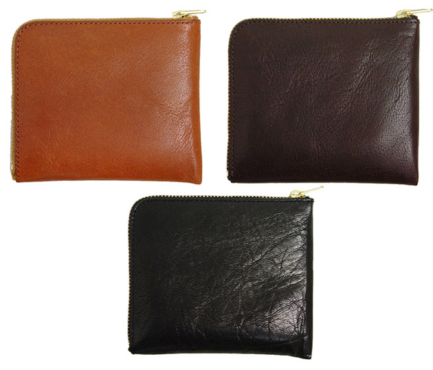 COMME des GARCONS HOMME Leather Wallets