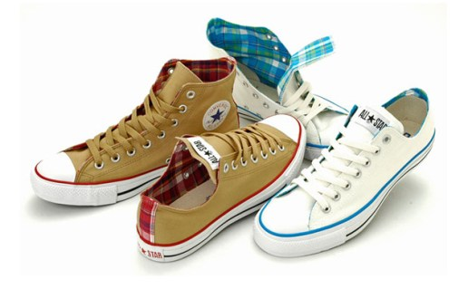 "Converse Chuck Taylor All Star ""Madras"""