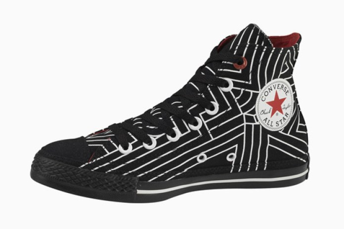 Rostarr x Converse PRODUCT (RED) All-Stars