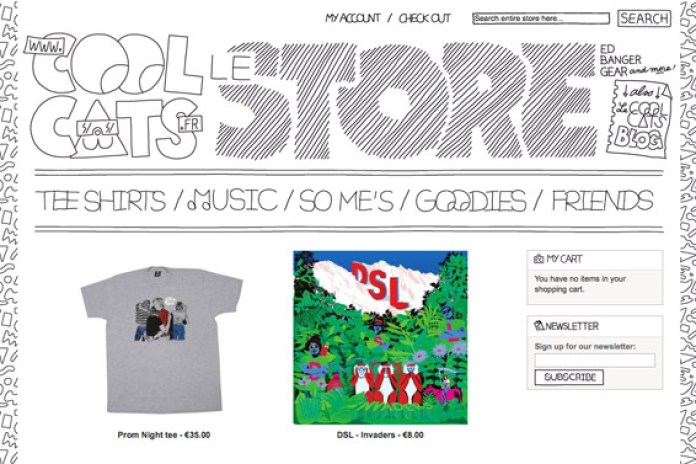 Cool Cats Le Shop Launch