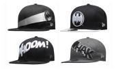 "DC Comics x New Era ""Batman"" Monochrome Collection"