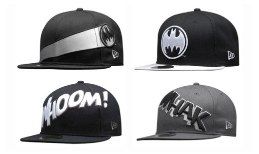 "DC Comics x New Era ""Batman"" Monochrome Collection"