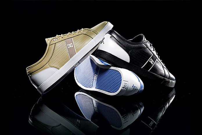 Agnes b. x DC Shoes Double Label Project Sneaker