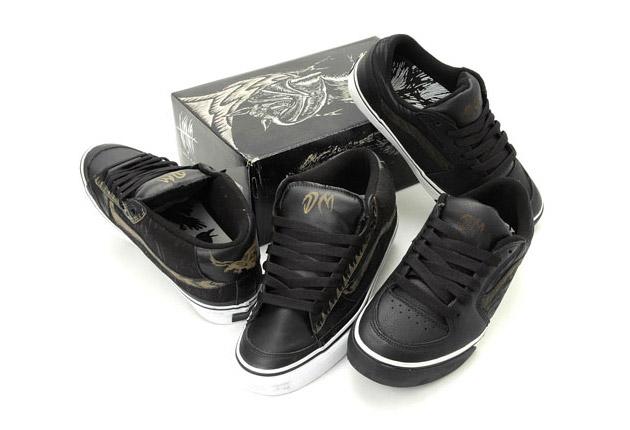 Dennis McNett x Vans Footwear Collection