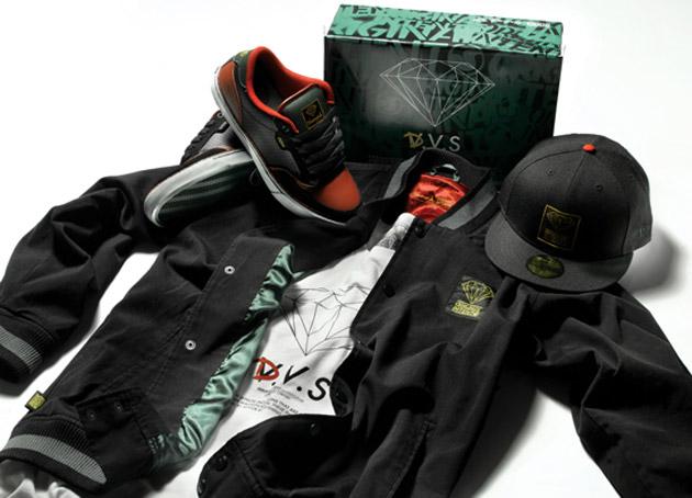 """Diamond Supply Co. x DVS Dayton """"VVS"""" Pack"""