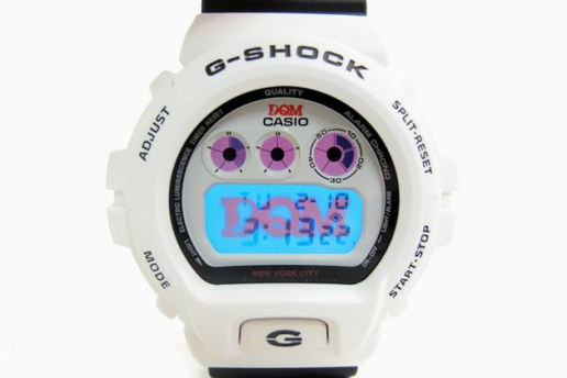 DQM x Casio G-Shock DW-6900 - A Closer Look