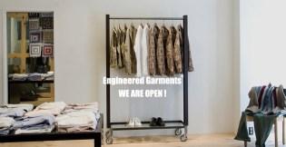 Engineered Garments Japan Store Opening