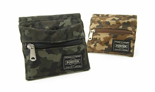 "Essential Designs x Porter ""Camo"" Collection"