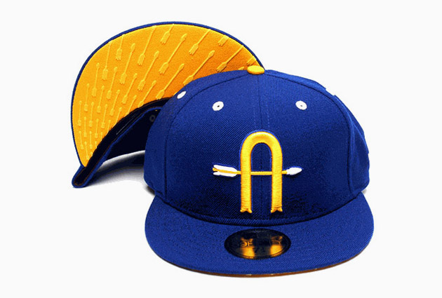 FDL St. Louis Archers New Era Fitted