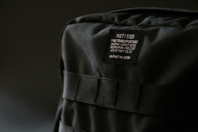 FUCT SSDD Waist Bag