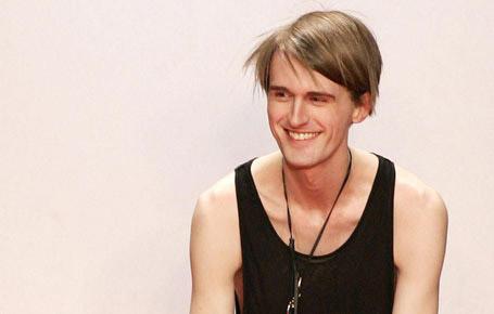 Gareth Pugh taking over Dior Homme