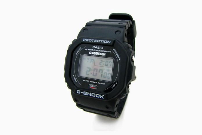 Goodenough x G-Shock DW-5600