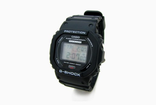 Goodenough x G-Shock DW-5600