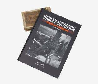 Harley Davidson Book of Fashions 1910s - 1950s