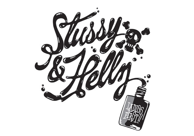 "Hellz Bellz x Stussy 2009 Spring/Summer ""Ladies First!!"" Collection"