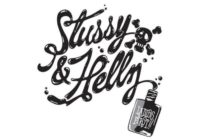 "Hellz Bellz x Stussy 2009 Spring/Summer ""Ladies First!!"" Collection"