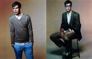 H&M 2009 Spring/Summer Catalog Looks