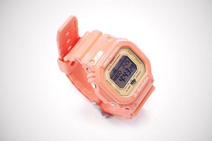 "In4mation x Casio G-Shock ""Salmon"" Colorway"