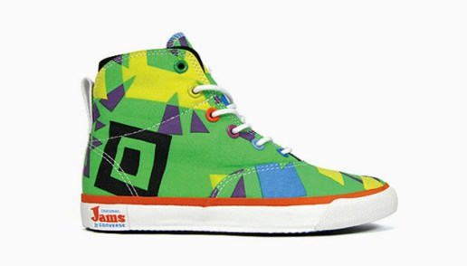 Jams x Converse Skidgrip Ox and Mid