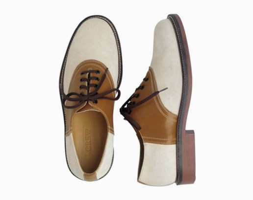 J.Crew Saddle Shoes
