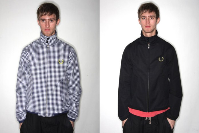 Peter Jensen x Fred Perry Harrington Jacket