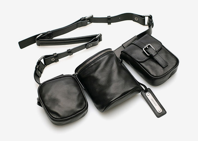 Jil Sander 2009 Spring/Summer Tote & Multi-Pocket Bag