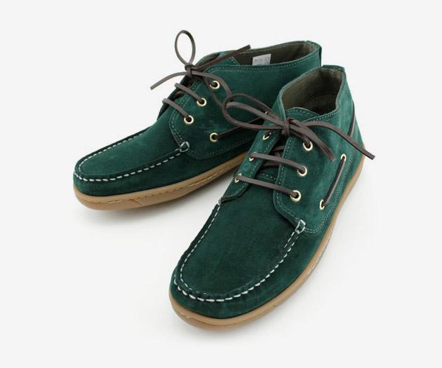 Journal Standard x Danassa Deck Shoe Mid